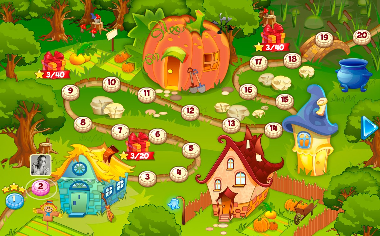 Долина сладостей играть бесплатно